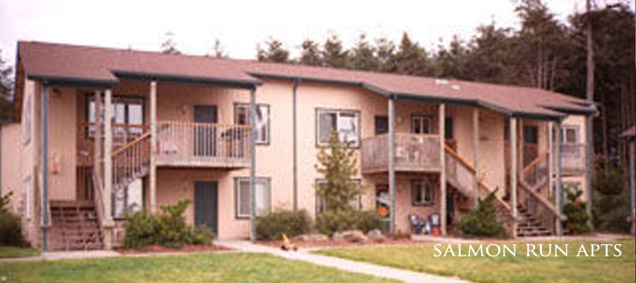 Salmon Run Apartments, Housing Authority of Lincoln County