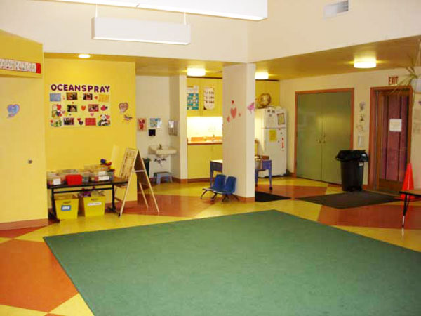 Oceanspray Family Center: Classroom